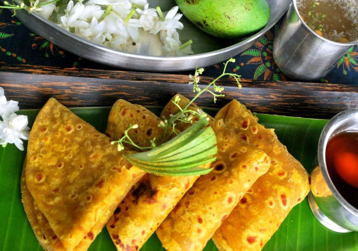 how to make puran poli at home in marathi